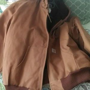 Mens Carhartt Coat
